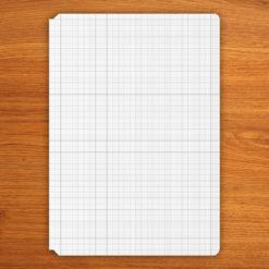 Paper Mil·limetrat - 2 quaderns B6