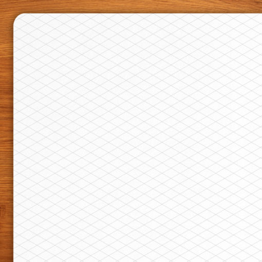 Isométrico - 2 cuadernos B6
