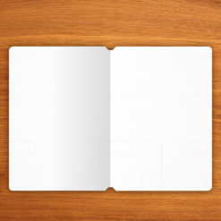 Agenda without dates - 3 booklets B6 (12 months)