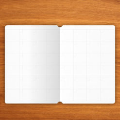 Monthly Planner without dates - 1 booklet B6 (18 months)