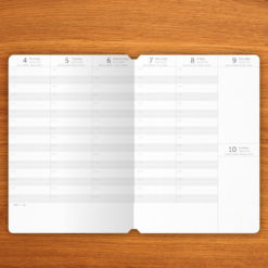 Weekly Planner 2021 – 3 booklets A5