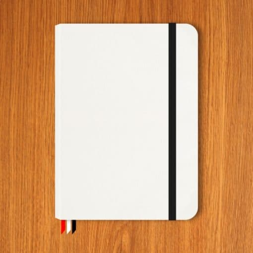 White Cover A5
